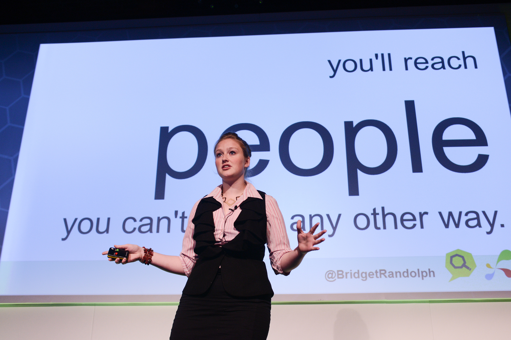 bridget randolph speaker searchlove